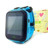 Детские Smart часы Z-3/A-25S c GPS-трекером blue