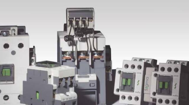 Пускатель электро-магнитный, контактор