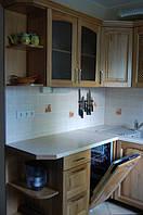 Кухня, масив дуб