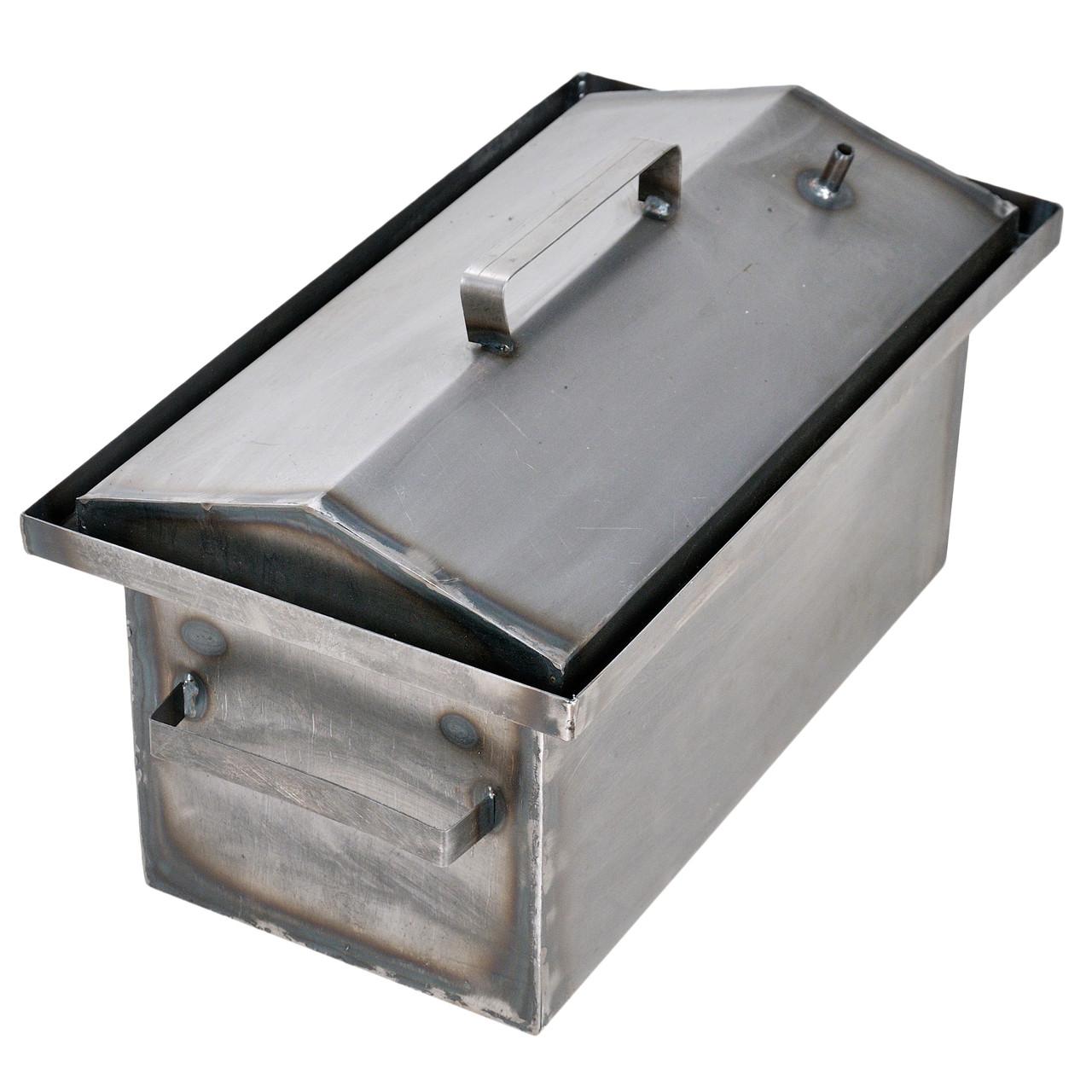 Коптильня горячего копчения для вашей кухни купить самогонный аппарат 2 дюйма