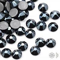 Стразики Xirius Crystals, цвет Hematite, ss20 (4.6-4.8mm), 100шт (горячей фиксации)