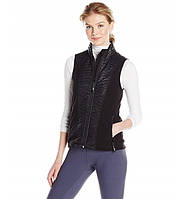Marc New York Performance Women's Polar Fleece Vest with Quilted Woven Cire  - жилетка Marc New York США