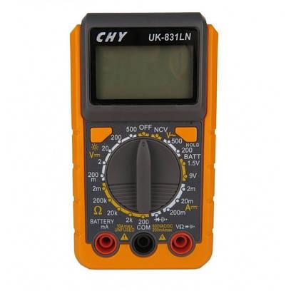 Цифровой мультиметр UK-831LN