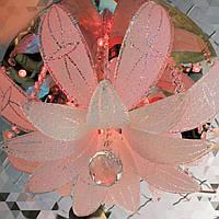 Люстра с подсветкой и пультом 80886-400, фото 1