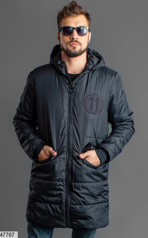 Зимняя мужская теплая куртка размеры: 46,48,50,52