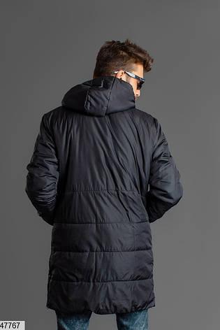 Зимняя мужская теплая куртка размеры: 46,48,50,52, фото 2