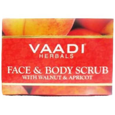 Скраб для тіла та обличчя Vaadi Herbals 90 г