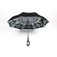 Зонт Дублин изумрудный