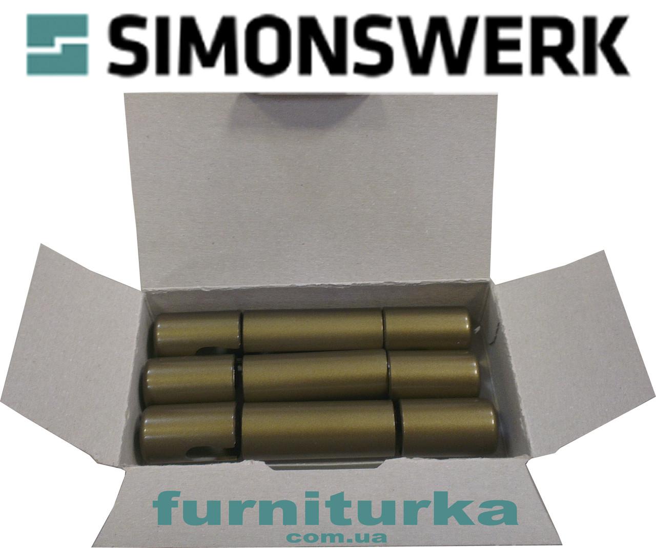 Декоративная накладка №12 на петлю SIMONSWERK серия BAKA 4000 (бронза)