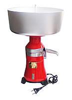 Сепаратор электрический бытовой для молока Мотор Сич 100-18 100 л/час корпус металлический
