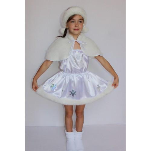 Карнавальный костюм Снежинка №2