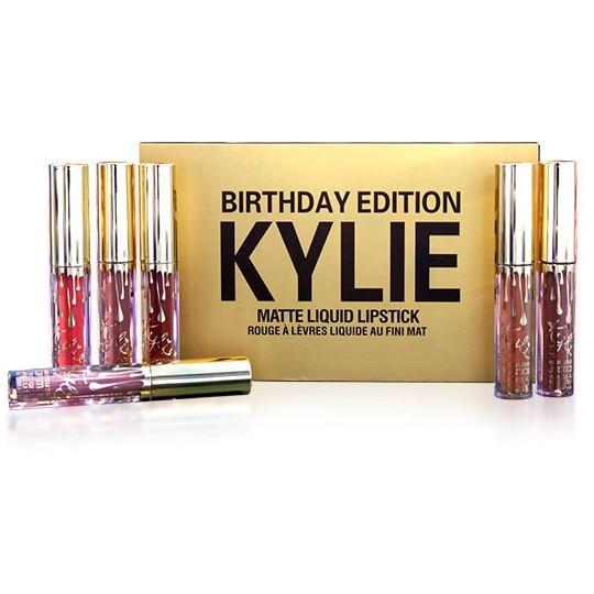 Набор Матовая жидкая помада KYLIE Birthday Edition 1000032
