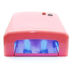 УФ лампа для ногтей на 36 Вт 818 гель лака, наращивания гелем, сушка