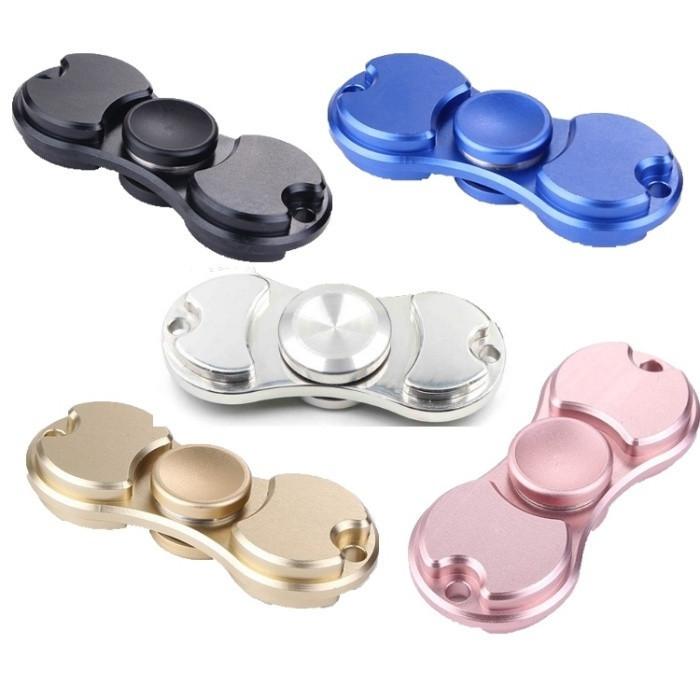 Спиннер Premium B2 металл, 2 лепестка Розовый  efsgpb
