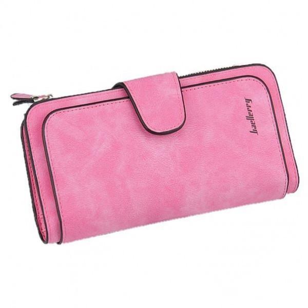 Женское портмоне Baellerry Forever Розовый (paolq3)
