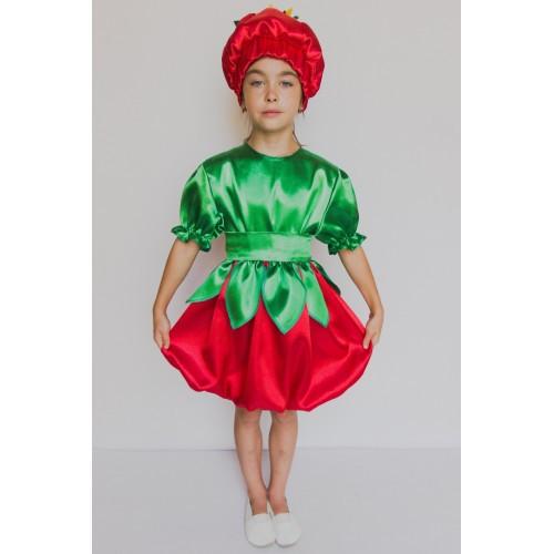 Карнавальный костюм Помидор №3