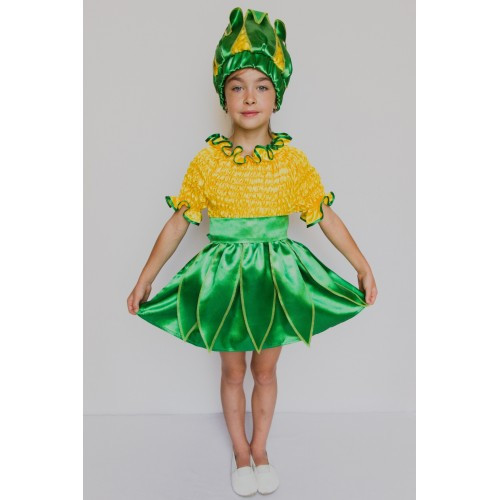 Карнавальный костюм Кукуруза №2