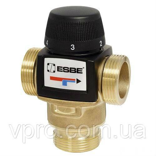 """ESBE VTA572 G1"""", 20-55°C, 4.5 Kvs термосмесительный клапан"""