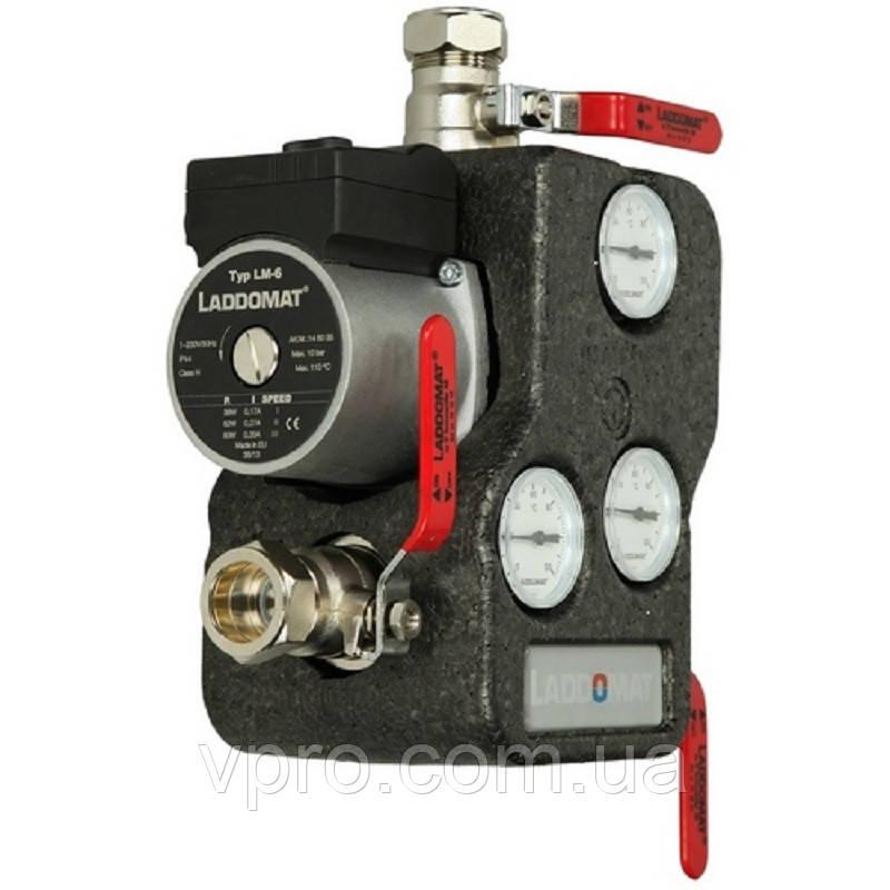 LADDOMAT 21-60, 53°C, до 60 кВт термосмесительный узел