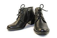Ботинок на низком каблуке, фото 1