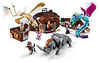 Конструктор Lego 75952 Валізка з магічними тваринами Ньюта Саламандера