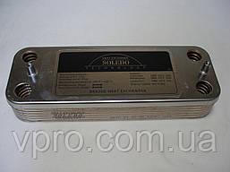 Теплообменник ГВС вторичный пластинчатый SAUNIER DUVAL Thema Classic, Combitek, Isotwin 12 пл. S1005800