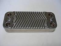 Теплообменник ГВС вторичный пластинчатый Immergas Mini Eolo/Nike 24 3E 12 пл. Art. 3.021692