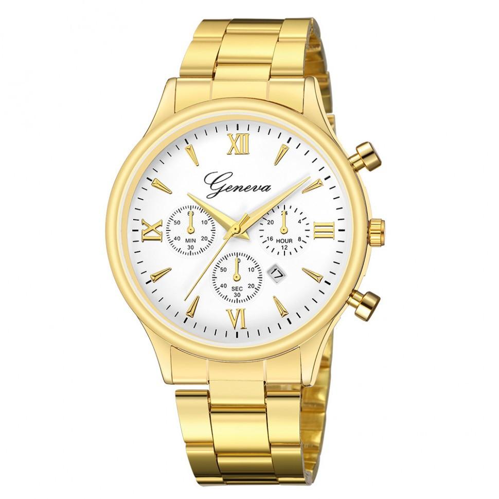 Купить наручные Мужские часы Geneva 7449514-1 (40056) оптом по цене ... 48031ac96dc88