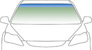 Лобове скло Toyota Camry (Тойота Камрі) 2018 ЗЛГЛ+АК+ЭОдв+ІНК 8428AGABLHZ1C