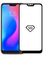Защитное стекло Xiaomi Mi8 Lite Full Glue 5D (Mocolo 0,33мм)