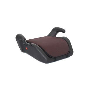 """Детское автомобильное кресло ZLATEK """"BRIG"""" коричневый, 6-12 ЛЕТ, 22-36 КГ, группа 3"""