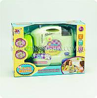 Детская швейная машинка «Маленький мастер» (свет, защита рук)