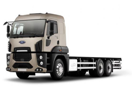Грузовик шасси FORD Trucks 2533 DC