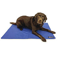 Охлаждающий коврик лежак для собак и кошек Pet Cool Mat
