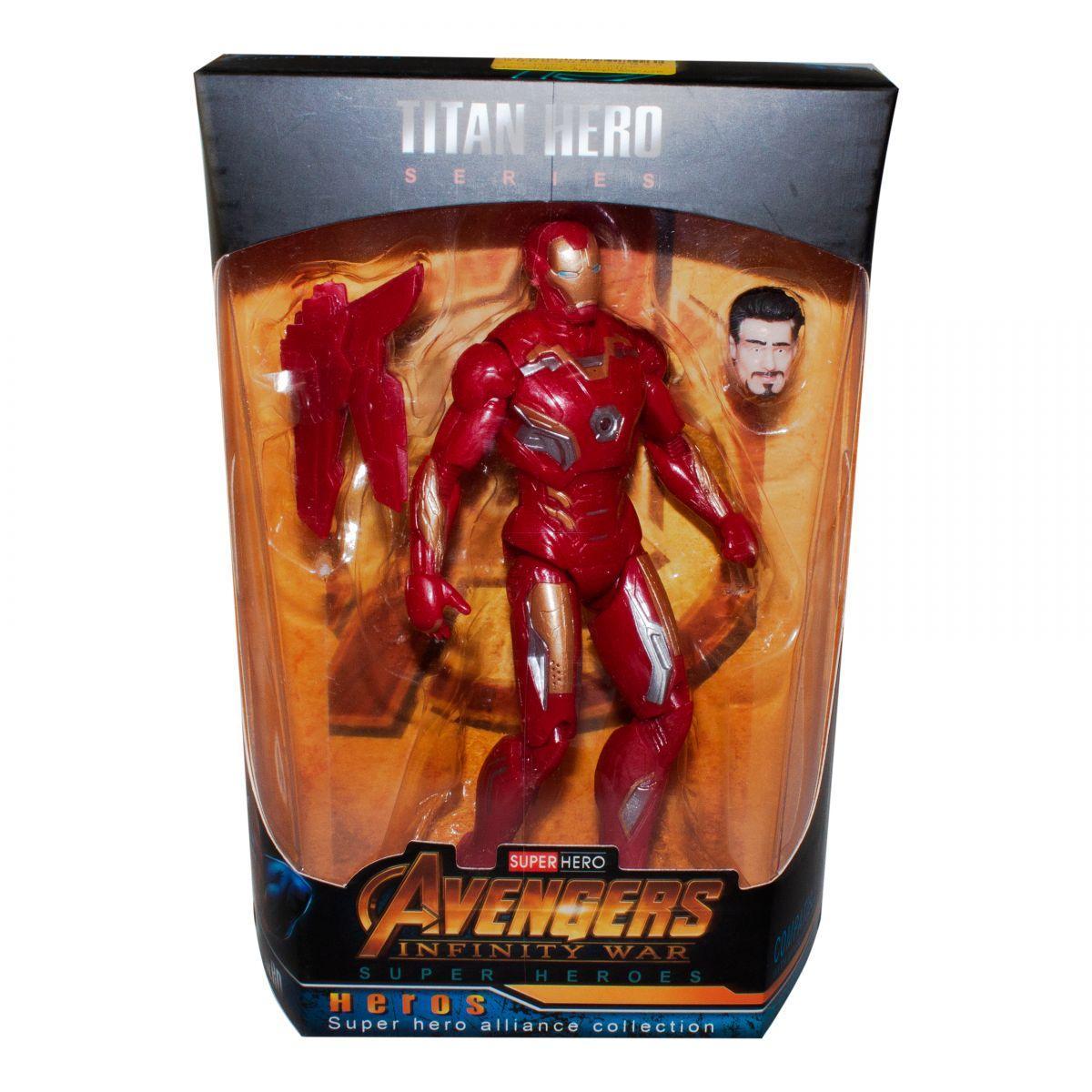Фигурка супергероя Железный человек