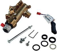 3-х ходовой клапан котла Vaillant atmoTEC pro/plus, turboTEC pro/plus (латунный). Art. 178978, 0020132682