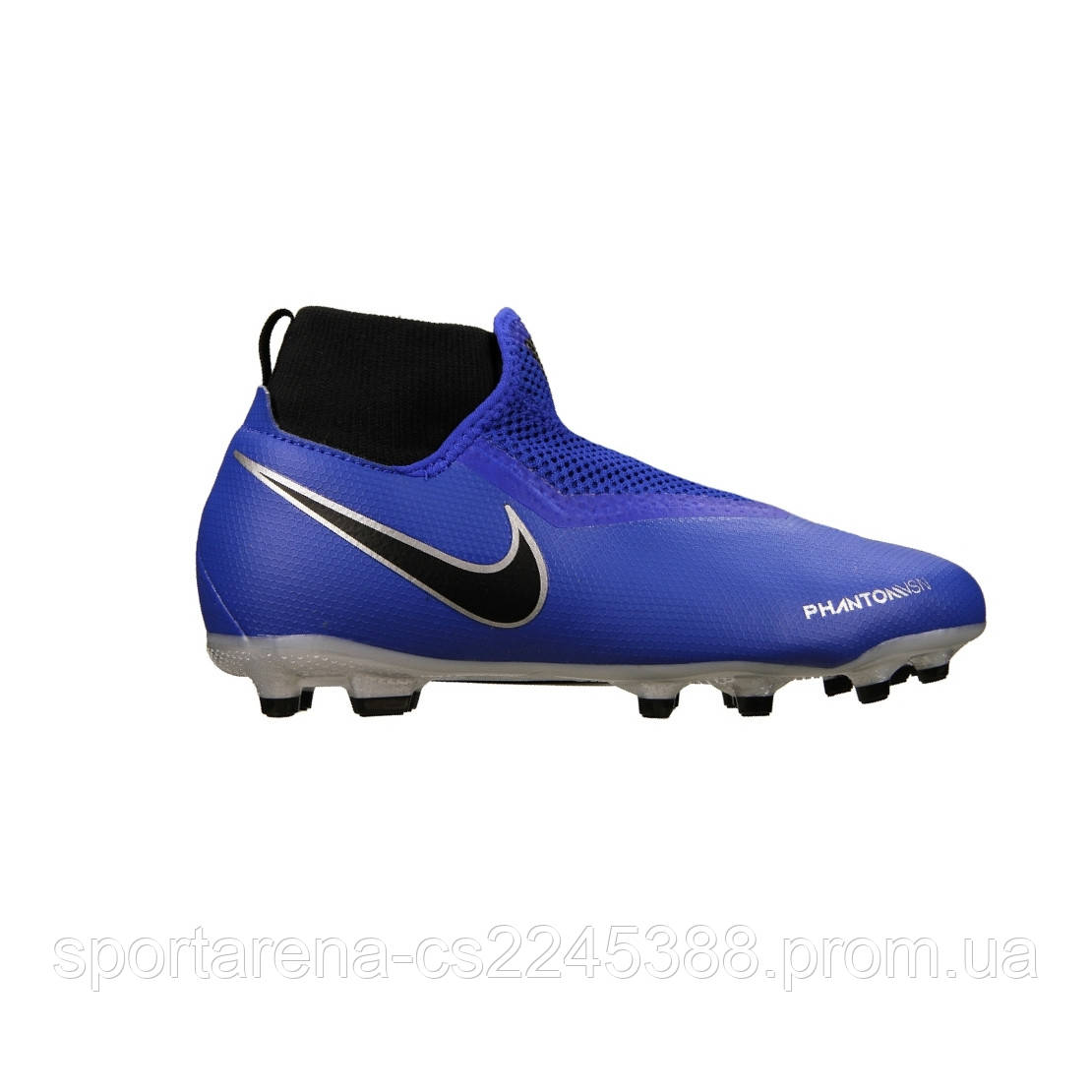 e3d1ecff295a Бутсы детские Nike JR Phantom Vsn DF MG AO3287-400 - СПОРТАРЕНА в Днепре