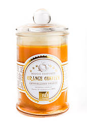 Свеча (арома) BONBONNIERE 30H Orange confite GLASS 459220-BLF H9D6CM