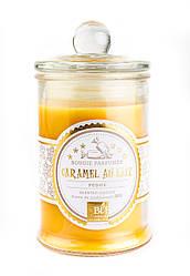 Свеча (арома) BONBONNIERE 30H Caramel au lait GLASS 459225-BLF H9D6CM