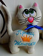 Именная игрушка с метрикой, фото 1