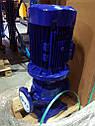 Насос для отопления Ин-лайн SNLL 65-125 (4кВт) 56м3/26м, фото 3