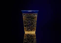 Одноразовый пластиковый бокал 480 мл, 100 шт