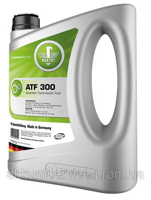 Синтетическая жидкость для автоматических трансмиссий REKTOL ATF 300 (4 L)