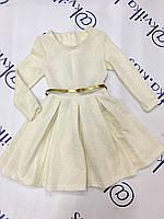 Платье на девочку нарядное размеры 98-128