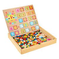 Деревянная игра  мозаика C23128 Играем и считаем