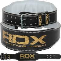Пояс для тяжелой атлетики RDX Gold УЦЕНКА!