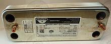 ПЛАСТИННЫЙ  ТЕПЛООБМЕННИК SWEP / ZILMET / GENEROUS, DEMRAD MILLENIUM PLUS VINTO , 12 ПЛАСТИНЫ  210x172x172 mm.
