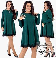 """Платье больших размеров """" Фукра """" Dress Code, фото 1"""
