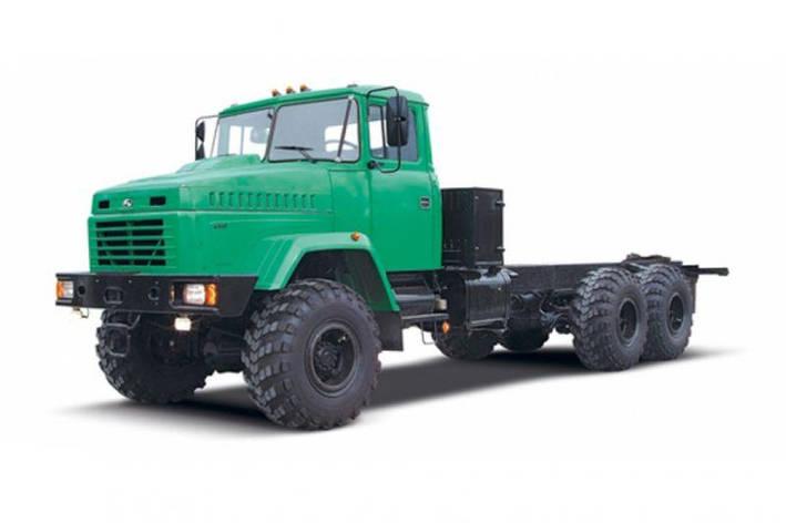 Грузовик шасси КРАЗ 6322, фото 2