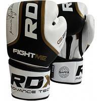 Боксерские перчатки RDX Elite Gold УЦЕНКА!